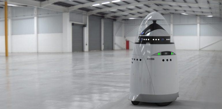 Рынок охранников-роботов вырос до двух миллиардов долларов в год