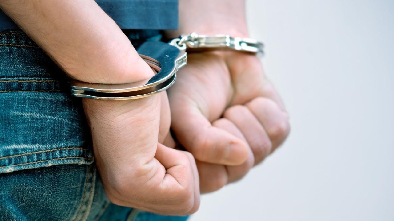 Задержание нарушителя