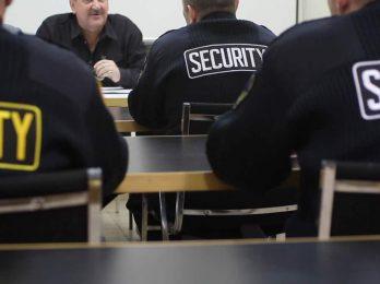 Порядок получения лицензии охранника