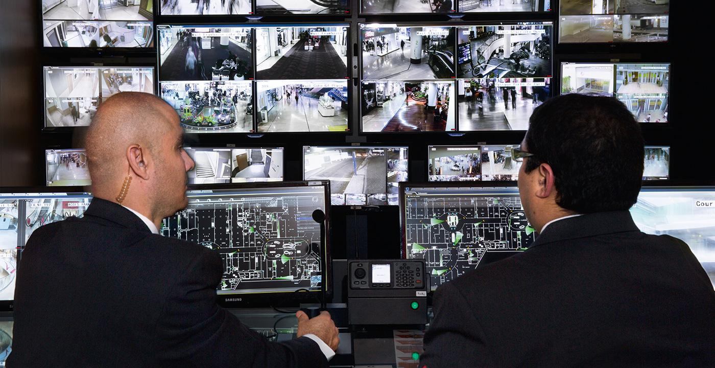 пульты управления слежением