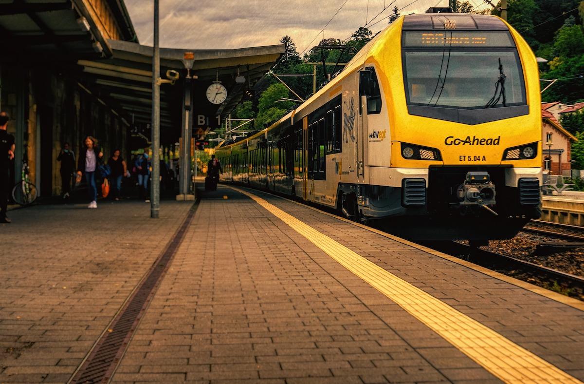 Охрана поездов
