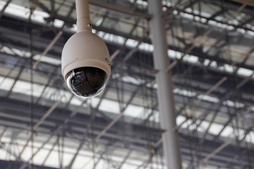 Установка камер для охраны