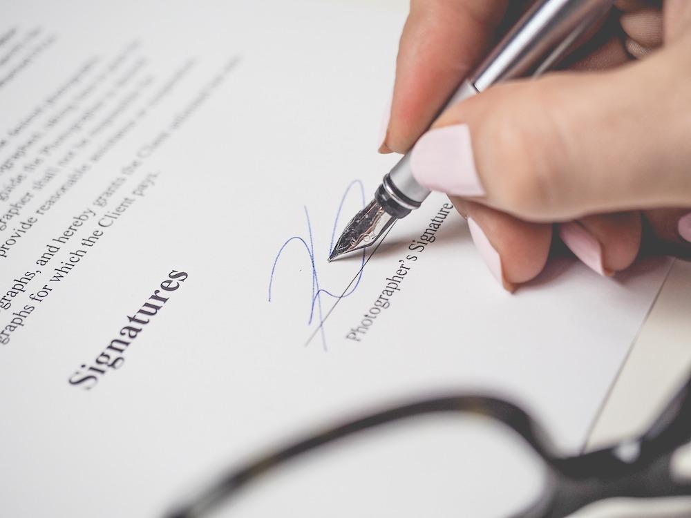 Договор на охрану частных лиц