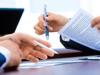 Заключение договора на охранные услуги