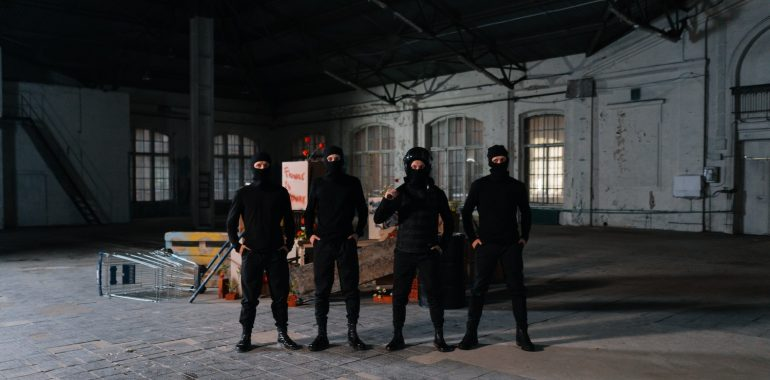 Как попасть в охрану Президента РФ – требования к бойцам президентской гвардии