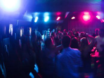 Охранник в ночной клуб