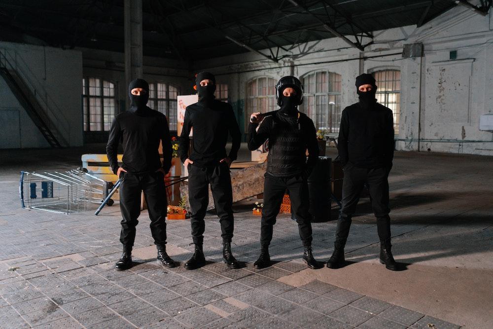Подготовка вневедомственной охраны СПб